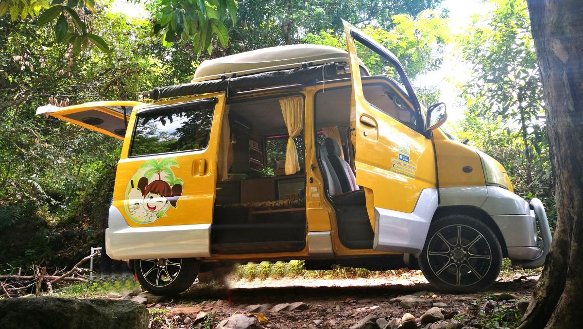 DIY CAMPERVAN | PROTON JUARA