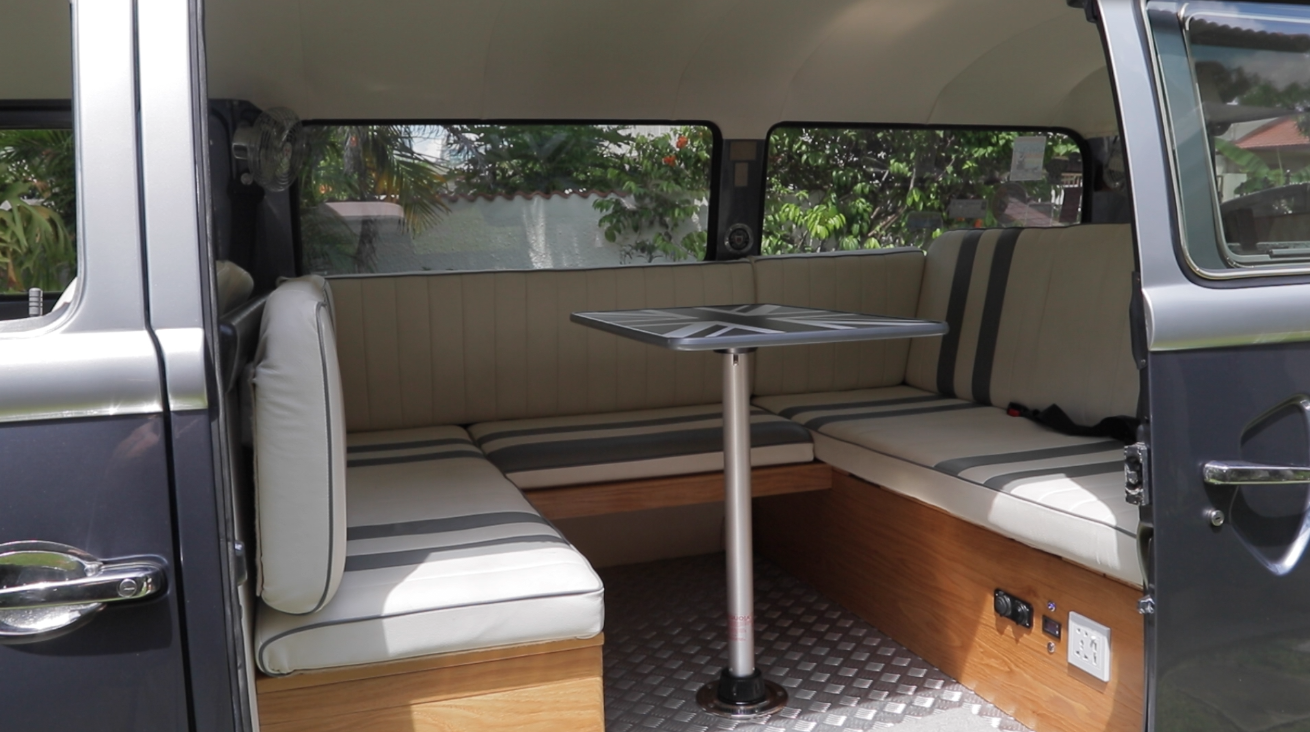 Diy Campervan Conversion Classic Kombi Vantour 24 Hour Travellers