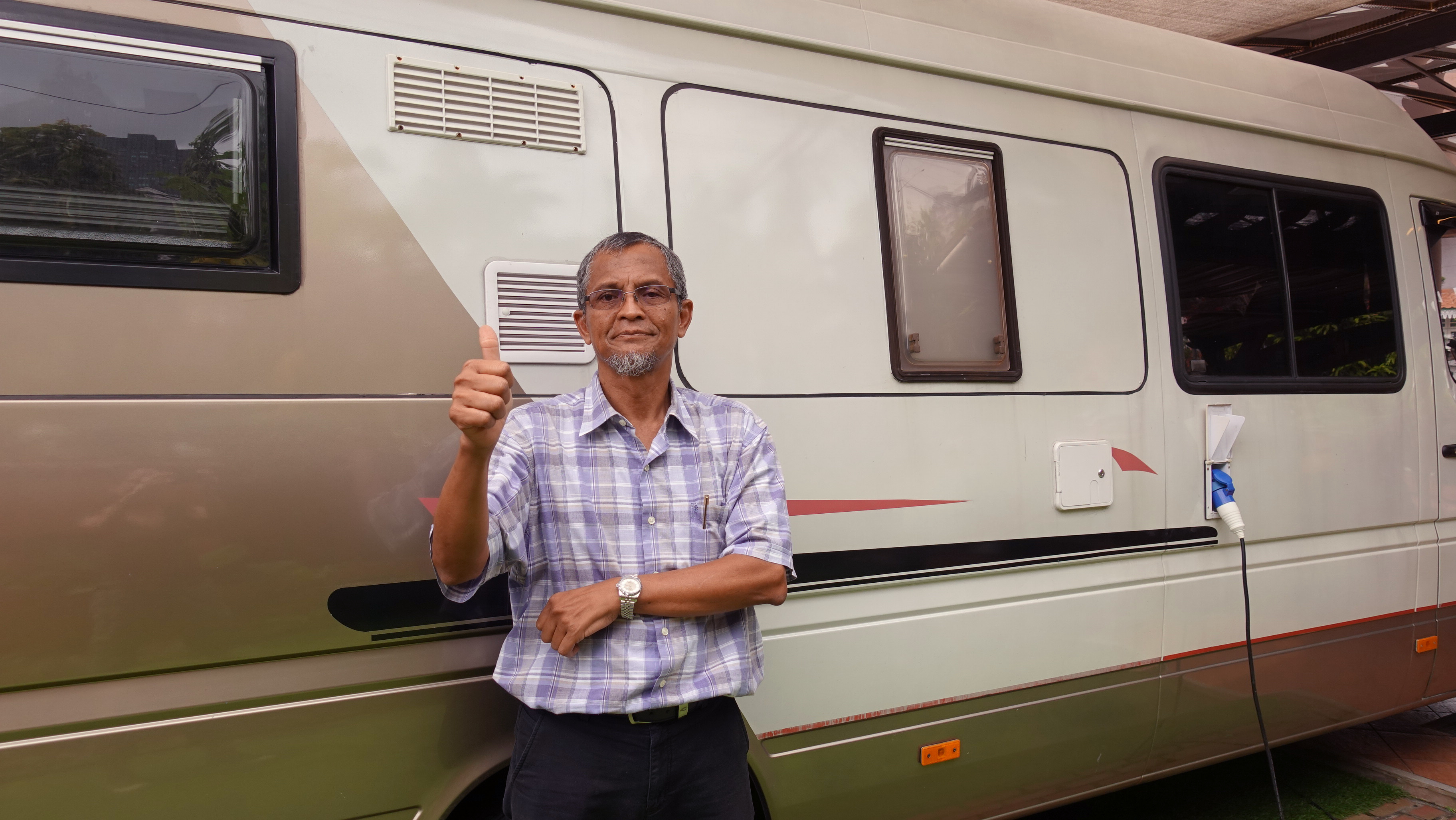 Mercedes Sprinter Camper Conversion Malaysia 24 Hour Travellers